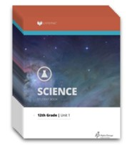 Lifepac Science, Grade 12 (Physics), Workbook Set