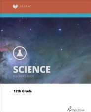 Lifepac Science, Grade 12 (Physics), Teacher's Guide