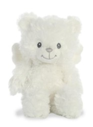 Little Angel Bear, White, Small
