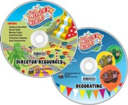 Wonder World Funfest: Director's Resource CD Set