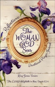 The Woman God Sees, Prayer Journal, KJV