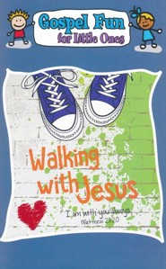Walking with Jesus Gospel Fun for Little Ones Activity Book