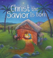 Christ the Savior is Born, softcover