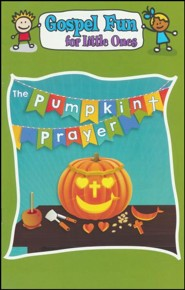 The Pumpkin Prayer Activity Book