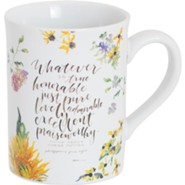 Whatever is True Mug