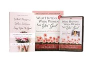 What Happens When Women Say Yes To God, Book, DVD, and  Workbook