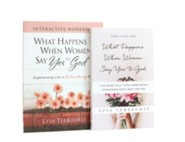 What Happens When Women Say Yes To God, Book & Workbook