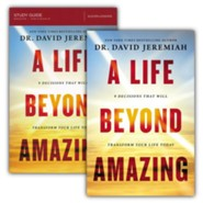 Life Beyond Amazing, Book (Paperback) & Study Guide