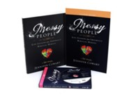 Messy People: Life Lessons from Imperfect Biblical Heroes, Women's Bible Study   (DVD, Bible Study Book, and Leader Guide)