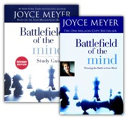 Battlefield of The Mind Book & Study Guide