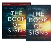Book of Signs Book and Study Guide, 2 Books