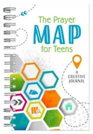 Prayer Map for Teens: A Creative Journal