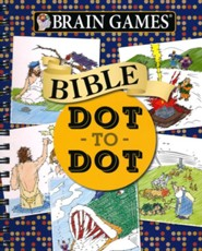 Brain Games: Bible Dot to Dot
