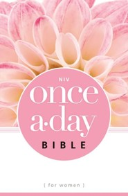 NIV Once-A-Day Bible for Women / Special edition - eBook