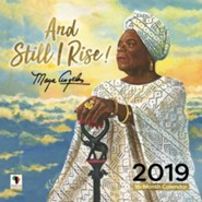 2019 And Still I Rise Wall Calendar