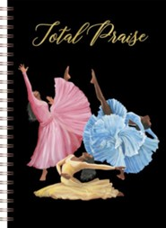 Total Praise Wirebound Journal