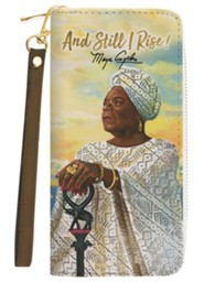 And Still I Rise, Maya Angelou, Wallet