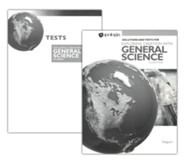 Exploring Creation with General Science Solutions & Test  Book (3rd Edition)