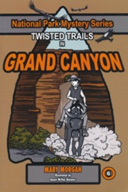 Twisted Trails in Grand Canyon #6