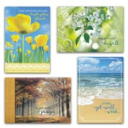 Thoughts Of You, Get Well Cards, Box of 12