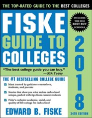 Fiske Guide to Colleges 2018