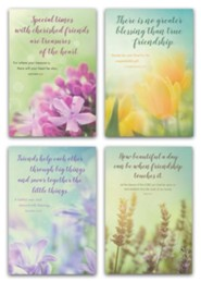 Garden Blooms, Friendship Cards, Box of 12