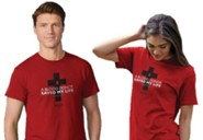Blood Donor Shirt, Red, 4X, Unisex