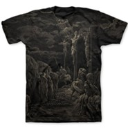 Calvary Shirt, Black, Small, Unisex