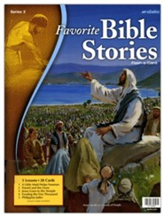Favorite Bible Stories 2 Flash-a-Card