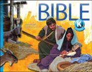 Bible: Grade K Student Textbook (3rd Edition)