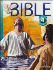 Bible: Grade 4 Student Textbook (3rd Edition)