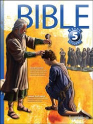 Bible: Grade 5 Student Textbook (3rd Edition)