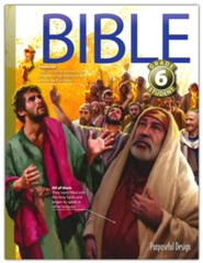 Bible: Grade 6 Student Textbook (3rd Edition)
