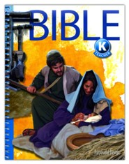 Bible: Kindergarten Teacher Textbook (3rd Edition)