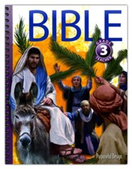 Bible: Grade 3 Teacher Textbook (3rd Edition)