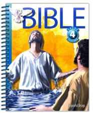 Bible: Grade 4 Teacher Textbook (3rd Edition)
