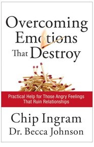 Overcoming Emotions that Destroy: Practical Help for Those Angry Feelings That Ruin Relationships - eBook