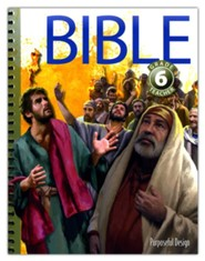 Bible: Grade 6 Teacher Textbook (3rd Edition)