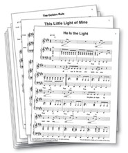 Camp Out Sheet Music Download - PDF Download [Download]