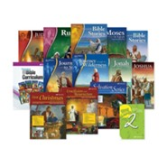 Abeka Grade 2 Homeschool Bible Kit (New Edition)