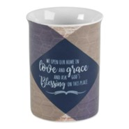 We Open Our Home in Love and Grace Mug