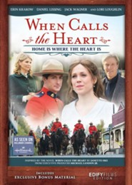 When Calls the Heart: Home Is Where the Heart Is, DVD