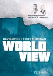 Developing a Truly Christian Worldview DVD