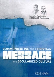 Communicating the Christian Message in a Secularized Culture DVD