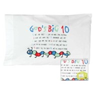 God's Big 10 Pillowcase
