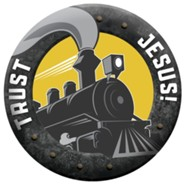 Rocky Railway: Buttons (pkg. of 30)