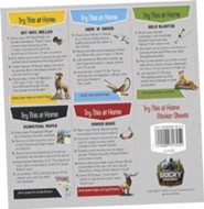 Rocky Railway: Try This at Home Sticker Sheets ( set of 10 sheets)
