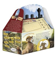 Rocky Railway: Paper Boxes (pkg. of 10)