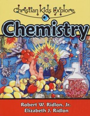 Christian Kids Explore Chemistry Book [Download]