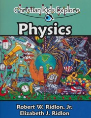 Christian Kids Explore Physics Student Activity Book [Download]